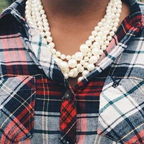 Plaid & Pearls