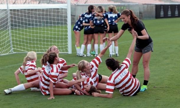 bachelor soccer team
