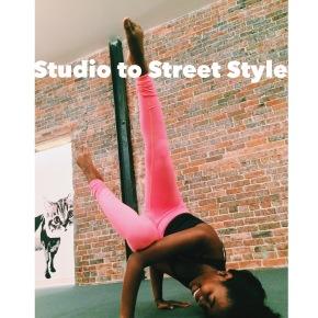 Studio to StreetStyle