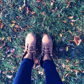 What I Wore: Fall Days