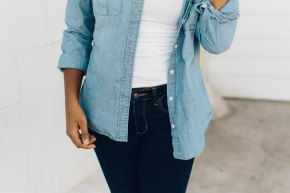 Back to Basics: Denim on Denim