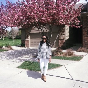 What I Wore: Easter