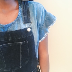 What I Wore: Denim on Denim