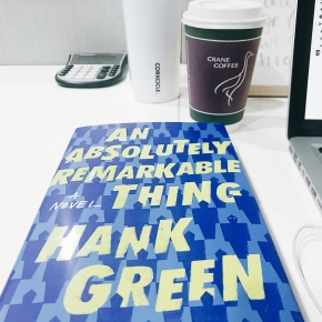 What I Read: An Absolutely Remarkable Thing