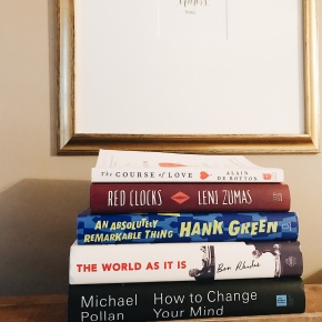 What I Read:2018